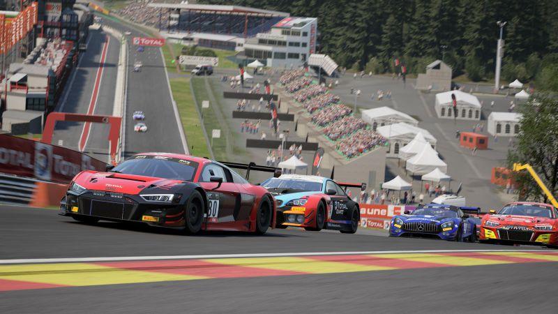 ACL x RGL Endurance na Spa-Francorchamps - Image