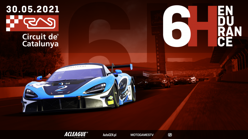 ACL Endurance Series | Barcelona 6h - Image