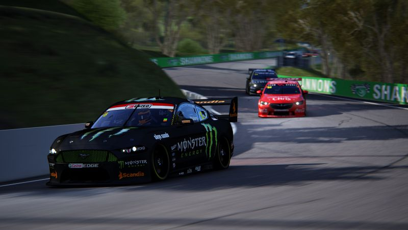 Funrace V8 Supercars - Bathurst - Image