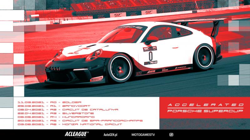 ACCelerated Porsche Supercup - Image