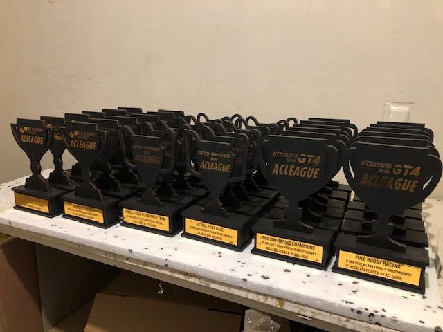 Nagrody za sezony 15, 16 i GT4 - Image