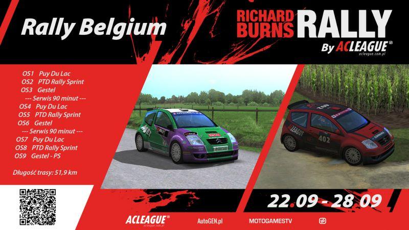 Rally Belgium - Image